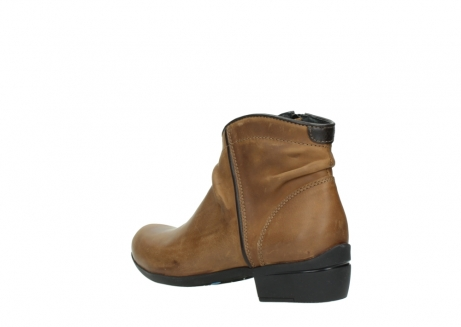 wolky ankle boots 00952 winchester 50432 cognac leather_4