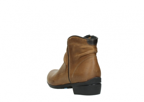 wolky ankle boots 00952 winchester 50432 cognac leather_5