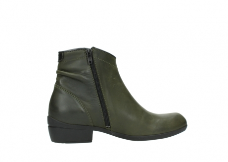wolky ankle boots 00952 winchester 50732 forestgreen leather_12