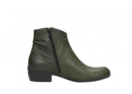 wolky ankle boots 00952 winchester 50732 forestgreen leather_13