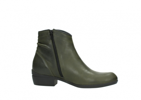 wolky ankle boots 00952 winchester 50732 forestgreen leather_14