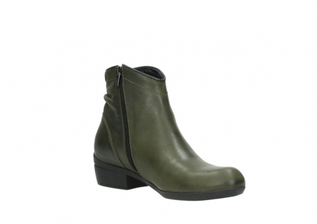 wolky ankle boots 00952 winchester 50732 forestgreen leather_16