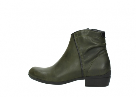 wolky ankle boots 00952 winchester 50732 forestgreen leather_2