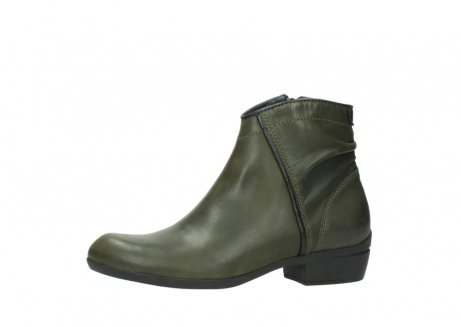 wolky ankle boots 00952 winchester 50732 forestgreen leather_24