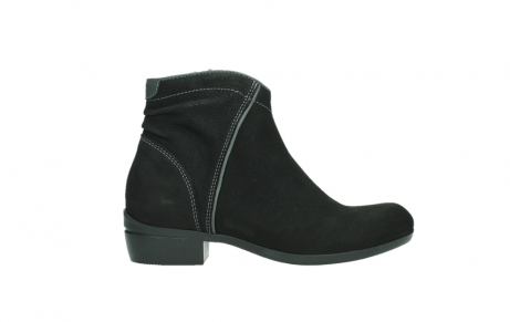 wolky ankle boots 00954 winchester wp 13000 black nubuckleather_1