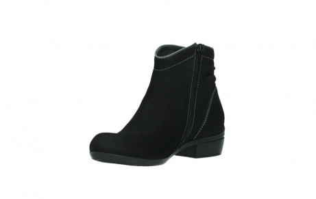 wolky ankle boots 00954 winchester wp 13000 black nubuckleather_10
