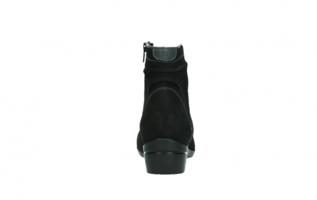 wolky ankle boots 00954 winchester wp 13000 black nubuckleather_19
