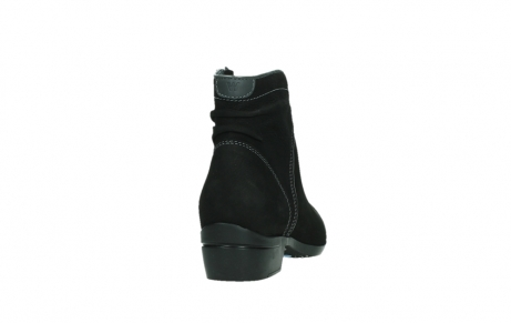 wolky ankle boots 00954 winchester wp 13000 black nubuckleather_20