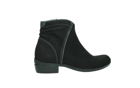 wolky ankle boots 00954 winchester wp 13000 black nubuckleather_24