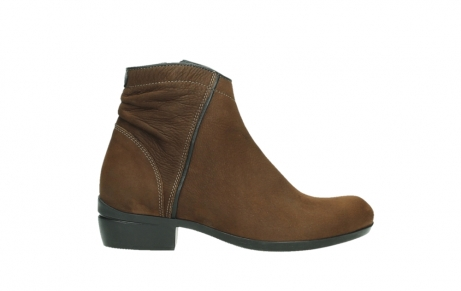 wolky ankle boots 00954 winchester wp 13410 tabaccobrown nubuckleather_1