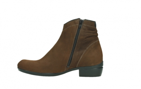 wolky ankle boots 00954 winchester wp 13410 tabaccobrown nubuckleather_13