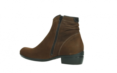 wolky ankle boots 00954 winchester wp 13410 tabaccobrown nubuckleather_15