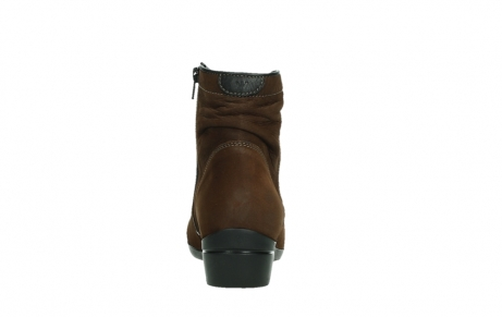 wolky ankle boots 00954 winchester wp 13410 tabaccobrown nubuckleather_19