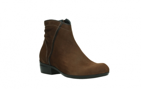 wolky ankle boots 00954 winchester wp 13410 tabaccobrown nubuckleather_4
