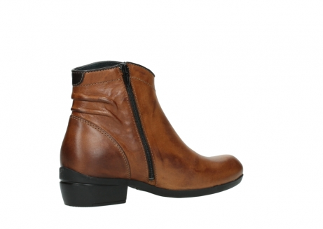wolky ankle boots 00954 winchester wp 30430 cognac leather_11