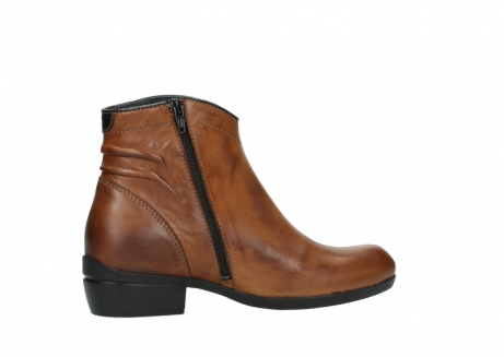 wolky ankle boots 00954 winchester wp 30430 cognac leather_12