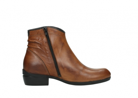 wolky ankle boots 00954 winchester wp 30430 cognac leather_13