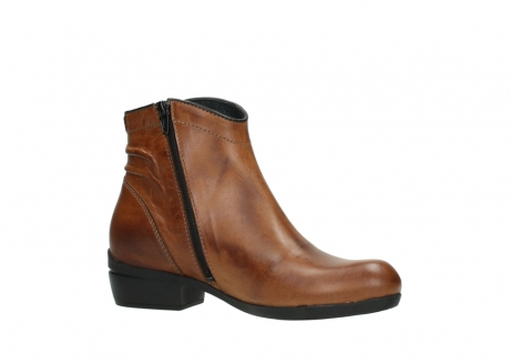 wolky ankle boots 00954 winchester wp 30430 cognac leather_15