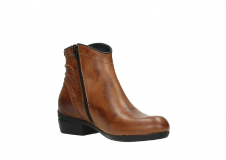 wolky ankle boots 00954 winchester wp 30430 cognac leather_16