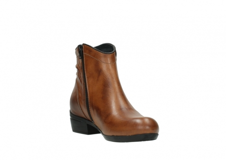 wolky ankle boots 00954 winchester wp 30430 cognac leather_17