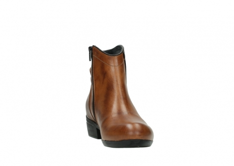 wolky ankle boots 00954 winchester wp 30430 cognac leather_18