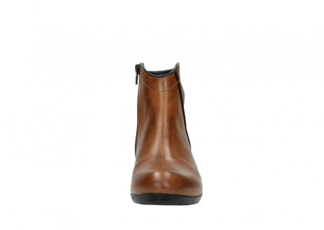 wolky ankle boots 00954 winchester wp 30430 cognac leather_19