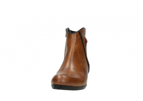 wolky ankle boots 00954 winchester wp 30430 cognac leather_20