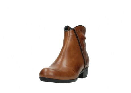 wolky ankle boots 00954 winchester wp 30430 cognac leather_21