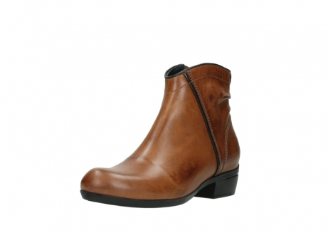 wolky ankle boots 00954 winchester wp 30430 cognac leather_22
