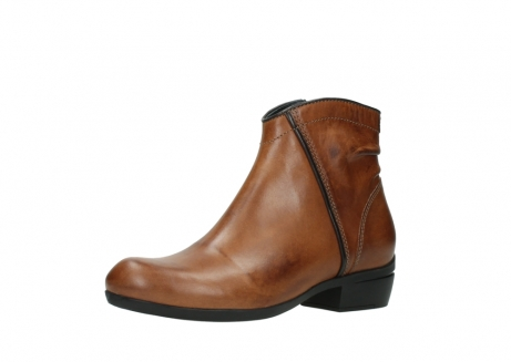 wolky ankle boots 00954 winchester wp 30430 cognac leather_23