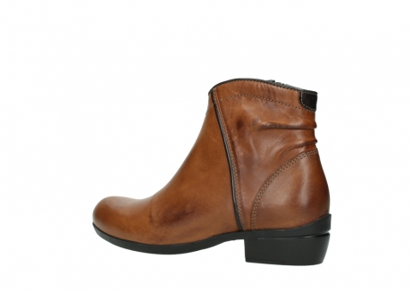 wolky ankle boots 00954 winchester wp 30430 cognac leather_3