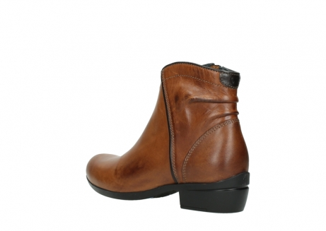 wolky ankle boots 00954 winchester wp 30430 cognac leather_4