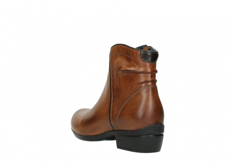 wolky ankle boots 00954 winchester wp 30430 cognac leather_5