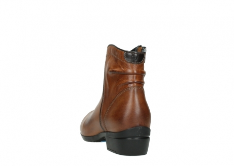 wolky ankle boots 00954 winchester wp 30430 cognac leather_6