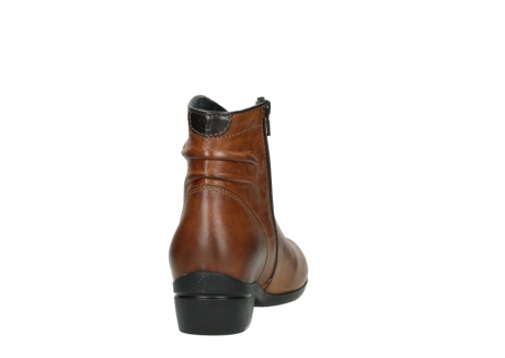 wolky ankle boots 00954 winchester wp 30430 cognac leather_8