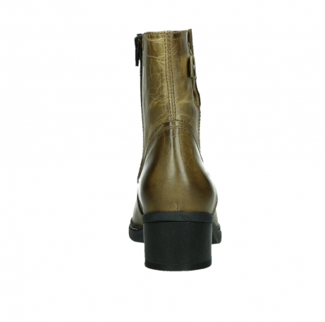 wolky ankle boots 01262 drayton 30920 ocher yellow leather_19