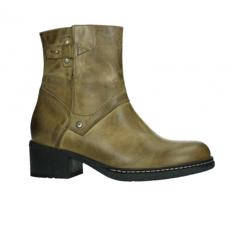 wolky ankle boots 01262 drayton 30920 ocher yellow leather_2
