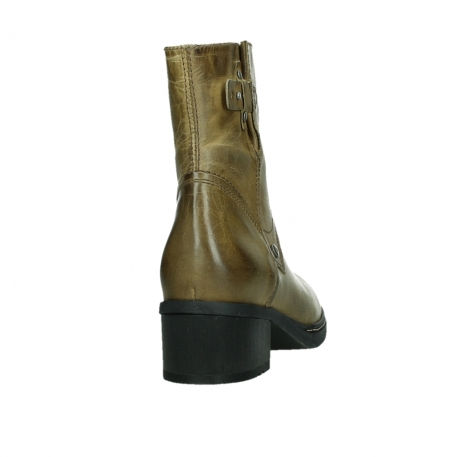 wolky ankle boots 01262 drayton 30920 ocher yellow leather_20