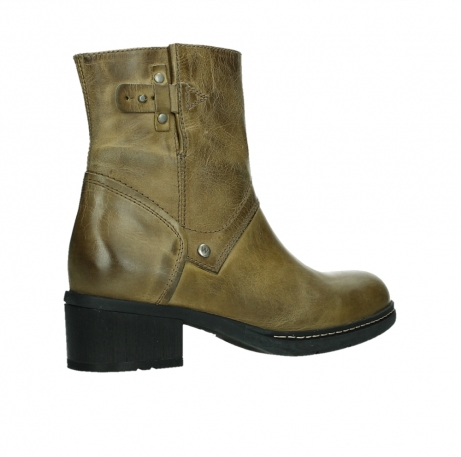 wolky ankle boots 01262 drayton 30920 ocher yellow leather_23