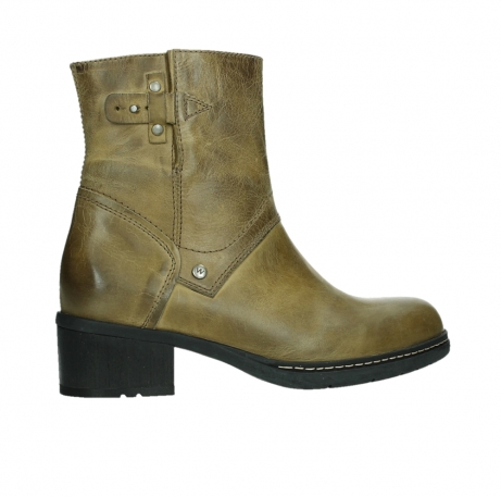 wolky ankle boots 01262 drayton 30920 ocher yellow leather_24