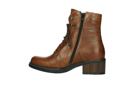 wolky ankle boots 01263 red deer cw 30430 cognac leather_14