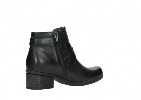 wolky ankle boots 01375 vecchio 30002 black leather_11