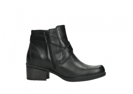 wolky ankle boots 01375 vecchio 30002 black leather_14