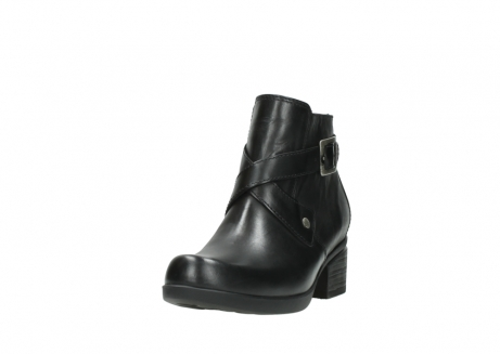wolky ankle boots 01375 vecchio 30002 black leather_21
