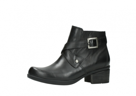 wolky ankle boots 01375 vecchio 30002 black leather_24
