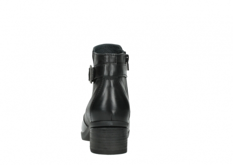 wolky ankle boots 01375 vecchio 30002 black leather_7
