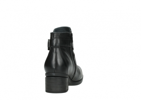 wolky ankle boots 01375 vecchio 30002 black leather_8