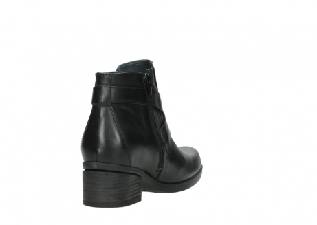 wolky ankle boots 01375 vecchio 30002 black leather_9