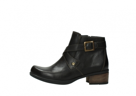 wolky ankle boots 01375 vecchio 30302 brown leather_1