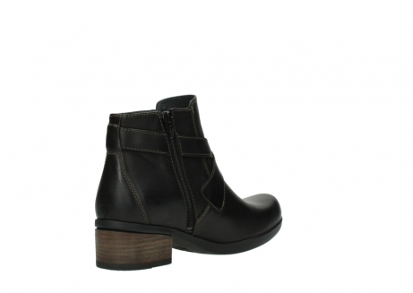 wolky ankle boots 01375 vecchio 30302 brown leather_10